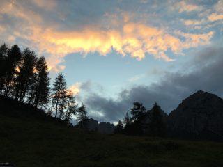 il cielo in Val Binon 01