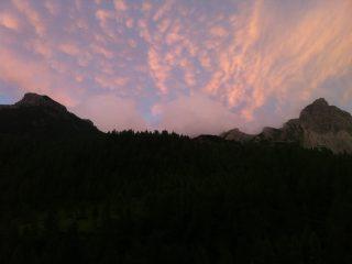 il cielo in Val Binon 02
