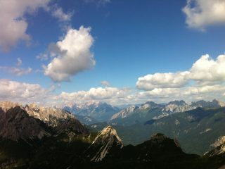 (vista da) cima Val menon 03